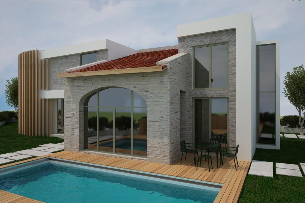 villa iç mimar tasarım