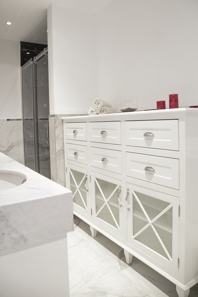 banyo dekorasyonu iç mimar tasarım