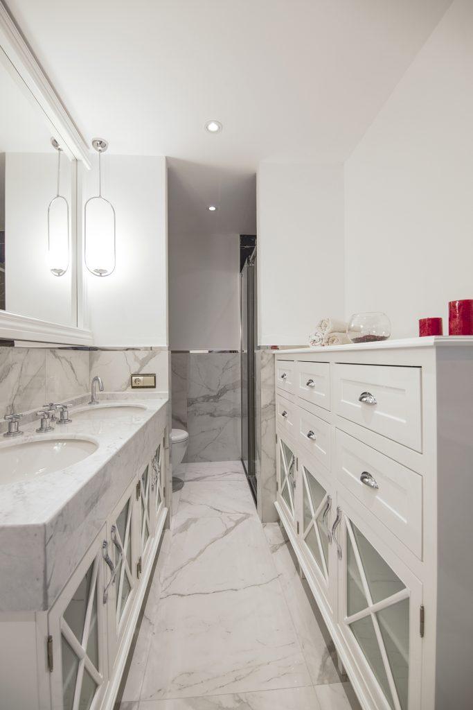 banyo tasarımları projelendirme mobilya imalat ve uygulama nida iç mimarlık