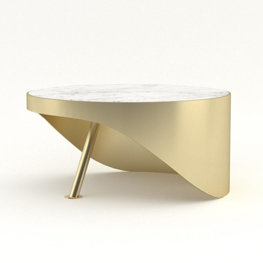 latino gold sehpa tasarımı nida iç mimarlık