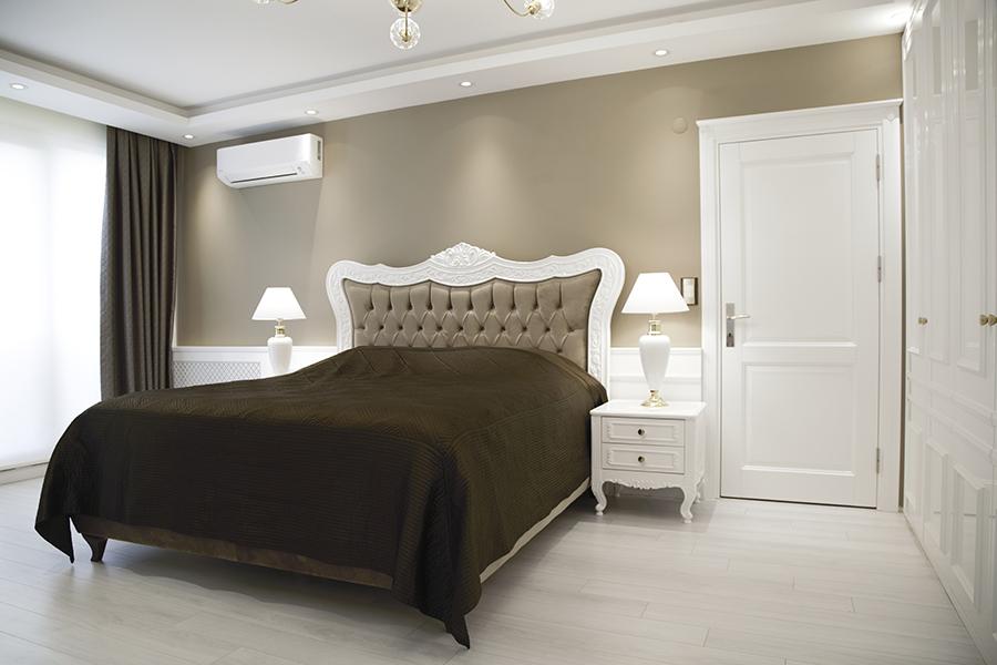 yatak odası dekorasyonu projelendirme ve uygulama Nida İç Mimarlık